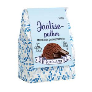 Kodu jäätisepulber šokolaad, 500 g
